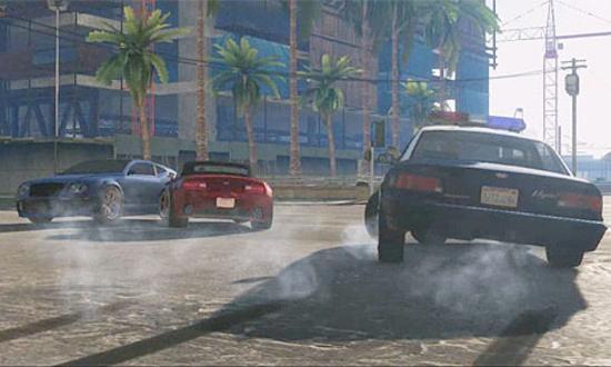 Grand Theft Auto V [FULL GAME BETA GTA 5]