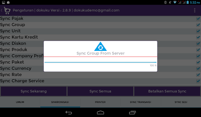 Sync-data-dokuku-tablet-android