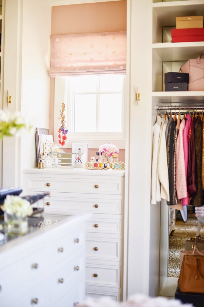 Michelle robitaille interiors for Rachel parcell closet