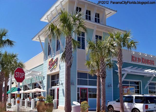 Red Robin Gourmet Burgers Panama City Beach Fl