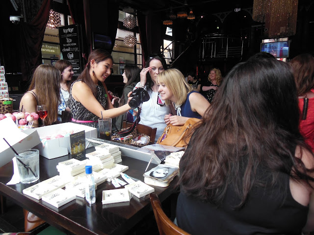 London blogger meet up
