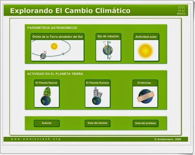 http://ntic.educacion.es/w3/eos/MaterialesEducativos/mem2008/explorando_cambio_climatico/index.html