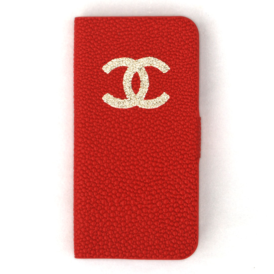 Chanel Leather iPhone Case