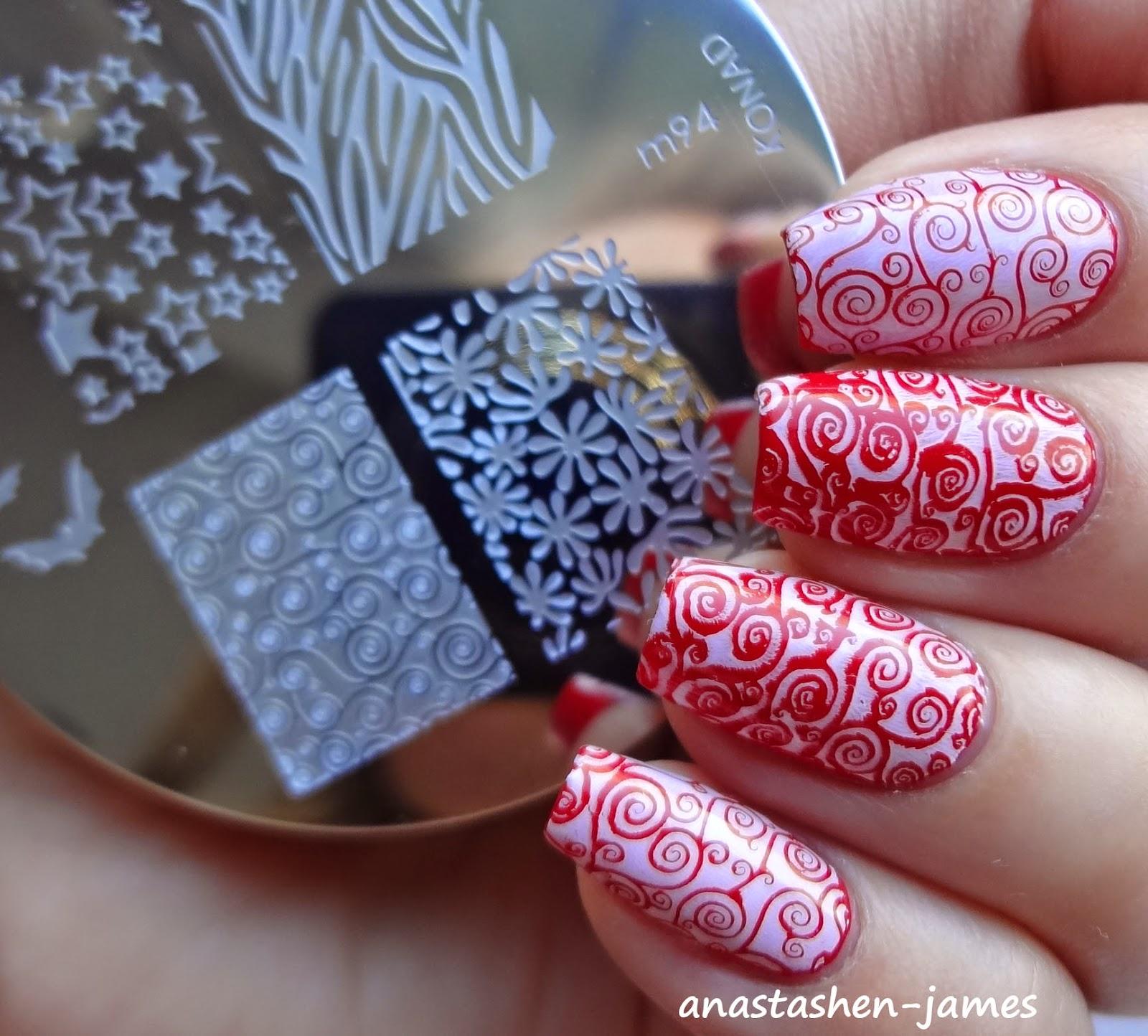 Фото штампы для ногтей