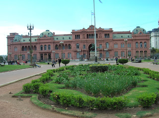 La Casa Colorada, Buenos Aires, Argentina, vuelta al mundo, round the world, La vuelta al mundo de Asun y Ricardo