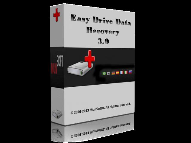 Resultado de imagen de Easy Drive Data Recovery 3
