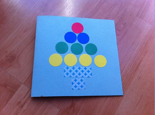Dibujos para colorear c mo hacer tarjetas navide as - Hacer una postal de navidad ...