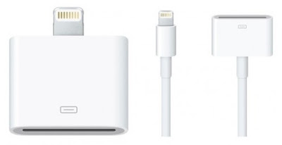USB Adapter Apple iPhone 5