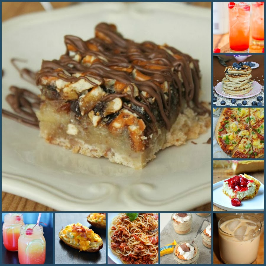 Fantastical Friday | A weekly life recap and some blog love with a recipe roundup {click through to find recipes pictured}