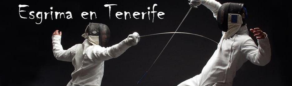 Esgrima Tenerife