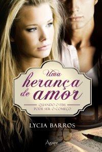 Eventos de Uma Herança de Amor e Curso de Escrita da Lycia Barros