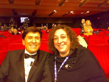 M Cristina Noris e Gianni Morandi
