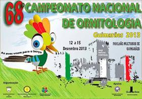 68º Campeonato Ornitológico 2013