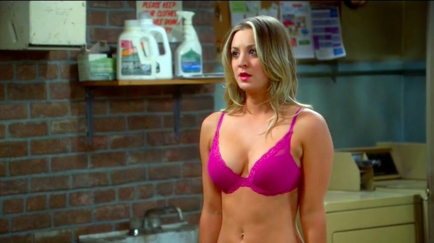 T. V. BEAUTIES: HOT PENNY FROM THE BIG BANG THEORY
