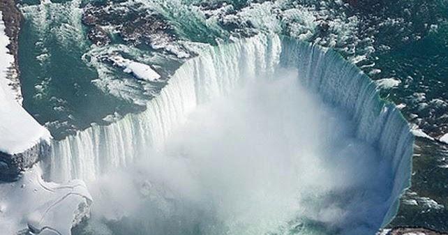 Niagara Falls North America Facts Pod