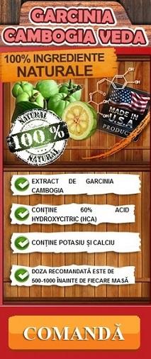 Garcinia Cambogia Veda - slabest natural!
