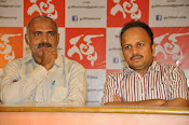Gulf movie press meet photos-thumbnail-6