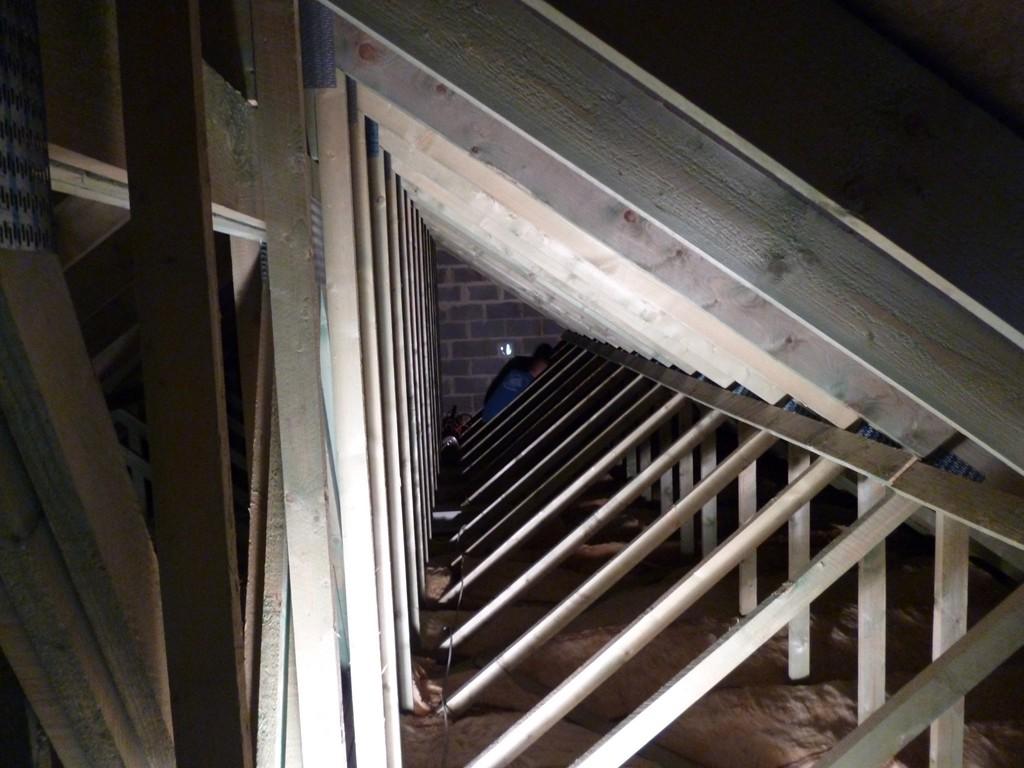 Dehousse dechany notre construction avec maison blavier for Pose vmc double flux