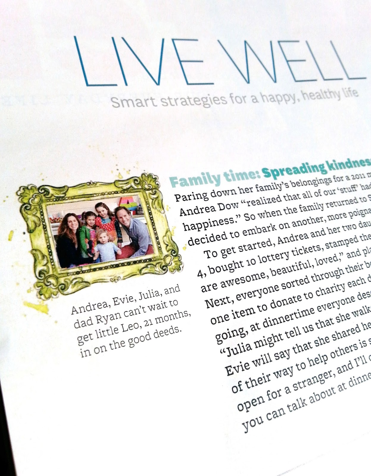 Amy holliday illustration better homes and gardens live well friday 8 august 2014 jeuxipadfo Choice Image