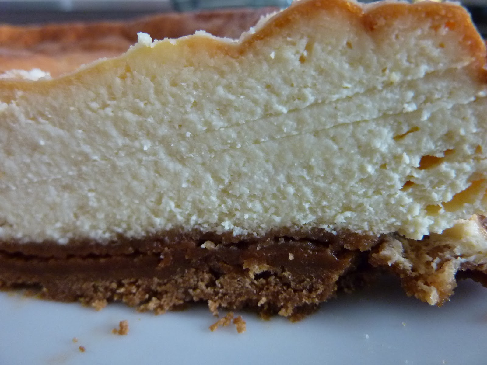 Cheese Cake Fromage Blanc Speculos Anniversaire