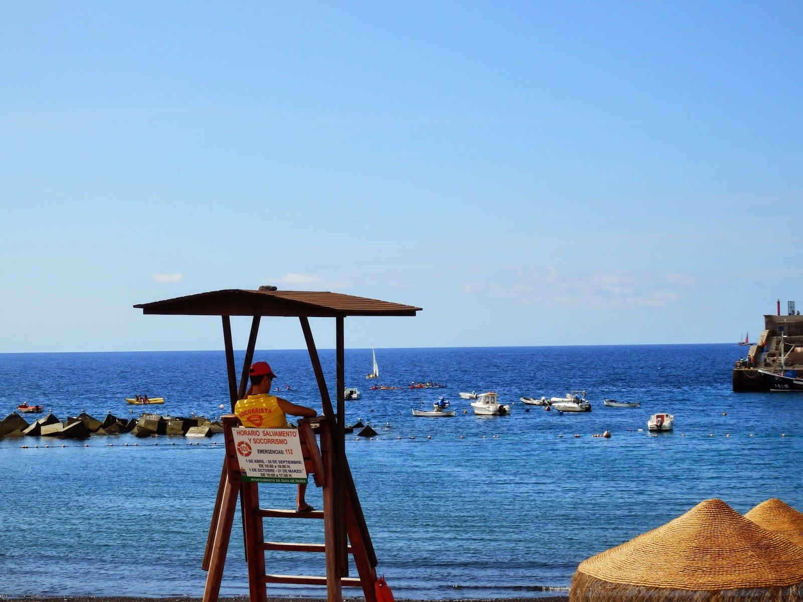 Lifeguard Tenerife