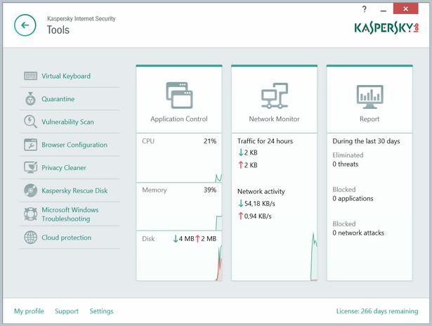 تحميل برنامج كاسبر سكاى 2015 لحماية الكمبيوتر من الفيروسات Download Kaspersky