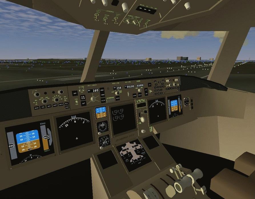 تحميل لعبة محاكاة الطيران مجانا