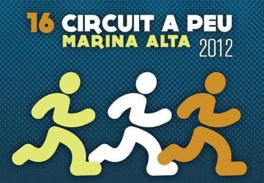 Información Circuito Marina Alta 2012