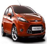 Ford Fiesta nyeremény