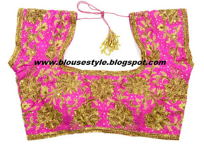 WEDDING DESIGNER BLOUSE
