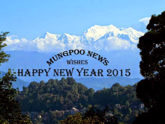 Happy New Year 2015 - Mungpoo Press Club