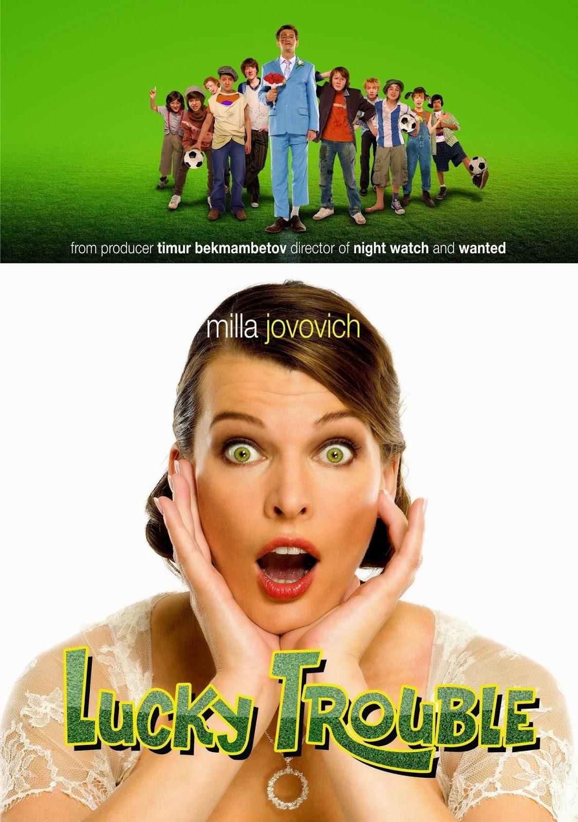 Lucky Trouble (2011) tainies online oipeirates