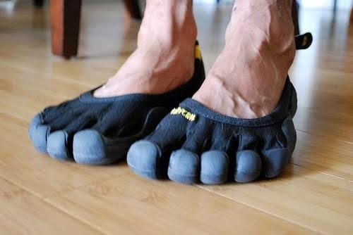 barefoot running minimalismo five fingers