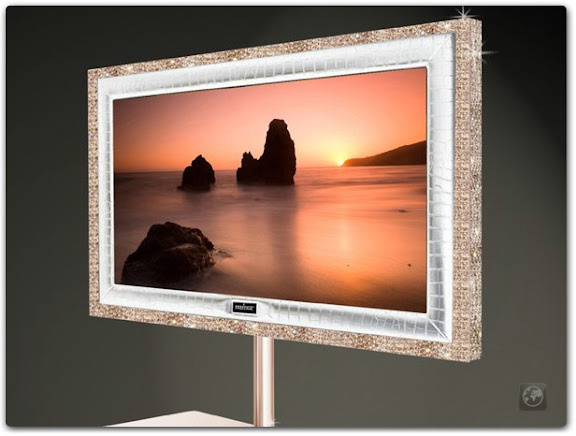 Most Expensive Television, Stuart Hughes, Prestige HD, Supreme Rose Edition