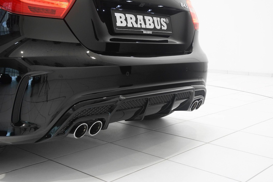 ブラバス A45AMG  Brabus B45