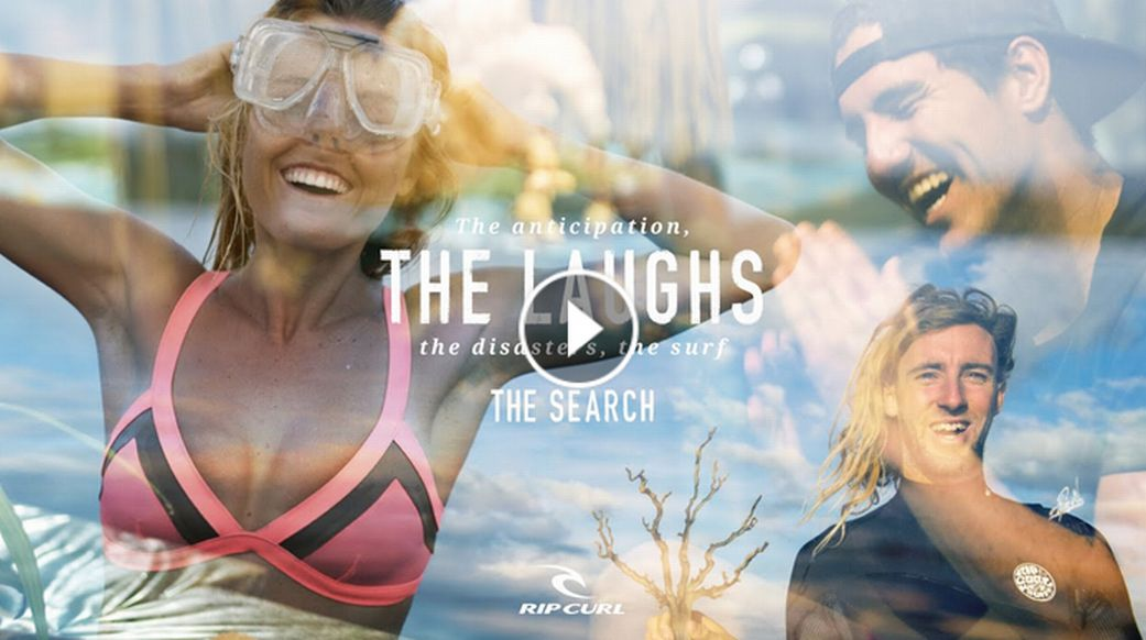 The Laughs The Search by Rip Curl
