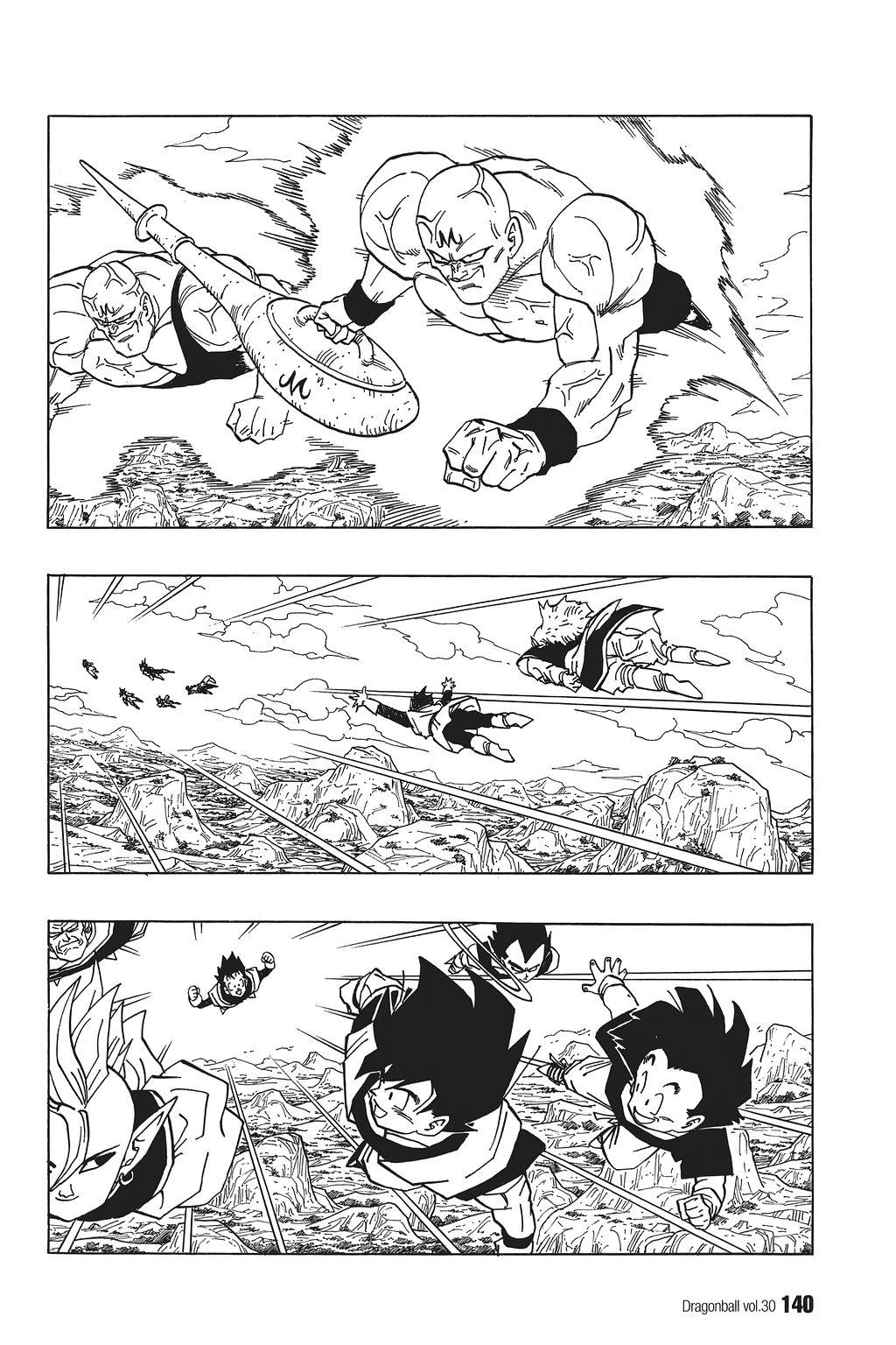 xem truyen moi - Dragon Ball Bản Vip - Bản Đẹp Nguyên Gốc Chap 446