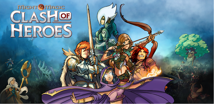 Download Might & Magic Clash of Heroes APK + DATA version 1.0 free for ...: http://androidyard.blogspot.com/2013/06/might-magic-clash-of-heroes-apk-data.html
