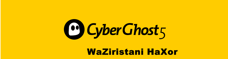 Exclusive: Get CyberGhost Premium VPN FREE for 3 Months
