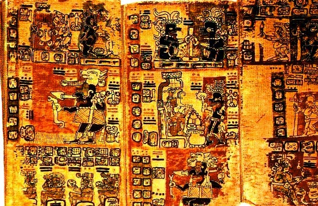 códice maya