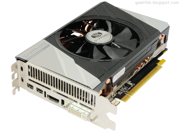 Sapphire Radeon R9 380 ITX Compact OC 2GB