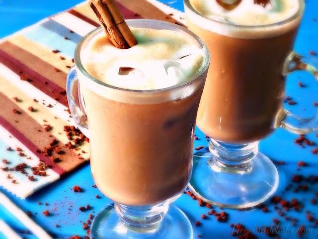 Agua de Café - lacocinadeleslie.com