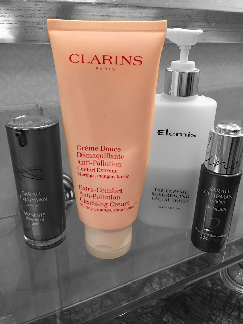 Clarins Extra Comfort Anti Pollution Cleansing Cream