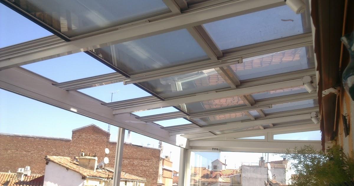 Precio techos m viles de cristal o precio de techos - Techos de policarbonato precios ...