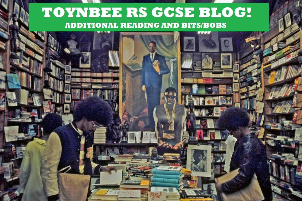 Toynbee GCSE RS