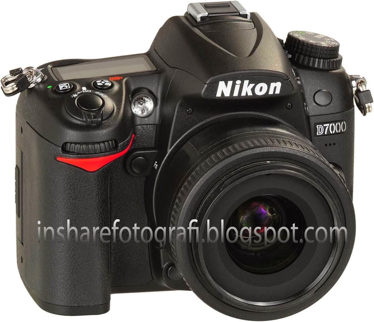 Review dan Spesifikasi DSLR Nikon D7000