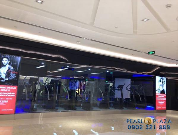 Hình ảnh khu thương mại Pearl Plaza