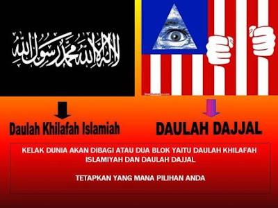 Daulah Khilafah Vs New World Order