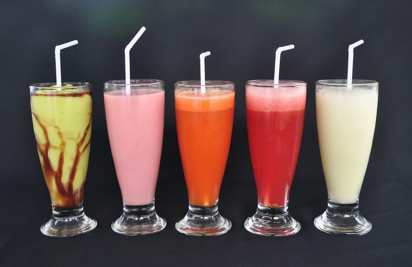 Minuman Jus Buah-buahan Aneka Jus Buah Buahan