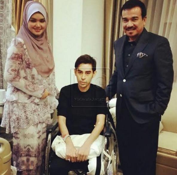 Luahan Siti Nurhaliza Tak Dapat Ziarah Tunku Jalil Buat Terakhir Kali